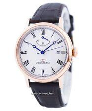 Orient Star Elegant Classic Automatic SEL09001W EL09001W Men's Watch