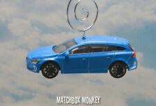 Voitures miniatures bleus Volvo