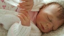 Reborn baby girl Daisy **by little star nursery  **
