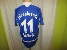 "FC Schalke 04 Adidas Trikot 2006/07 ""VICTORIA..."" + Nr.11 Lövenkrands Gr.M- L"