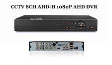 AHD  8CH AHD-H 1080P HDMI AHD-H/ AHDL/ NVR 3 In1 4 Audio Hybird CCTV AHD DVR