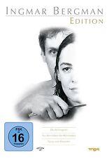 LIV ULLMANN/GERT FRÖBE/+ - INGMAR BERGMAN EDITION (JUMBO AMARAY) 3 DVD NEU