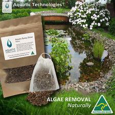 475g Aquatic Barley Straw Pellets for Algae Control in Small Ponds & Fish Tanks