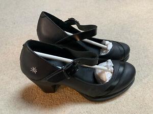 Art Gran Via ladies heeled shoes   black   size 3   new