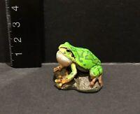 Kaiyodo Animatales Choco Q Series 11 Japanese Tree Frog B Figure