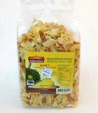 MAE LAMOM Monthong Durian Chips 500 g Food Snack Yummy Baked fruit Free Shipping