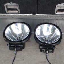 Lightforce Genesys Halogen 100W 210mm Spotlights x 2.     WILL POST
