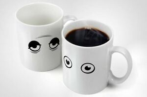 AU - Interesting Awake Wake Up Morning Mug Cup