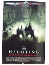 The HAUNTING - Set 0f 2 - Liam Neeson - Original Movie Poster  1992 Rolled DS C9