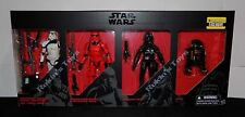 """Boxed Star Wars The Black Series 6"""" Imperial Forces Action Figure Set PR1"""