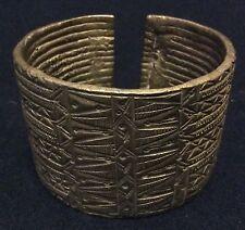 Bracelet alliage bronzier Gourmantché Niger Afrique Bijoux
