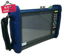 "7"" 7in1 Tester Monitor 8MP for IP Camera, PTZ, HD TVI AHD CVI SDI & SD Analog"