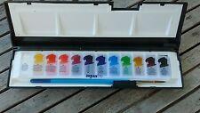 Daler Rowney, Aquafine watercolour paint set, new in box