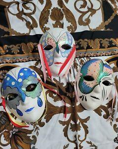 VenetianCarnival ButterflyMask.Reversible: ET COMIC-CON Arts&Craft (Description)