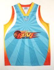 Gold Coast Blaze ISC Jersey Super Rare Jersey NBL Basketball GC