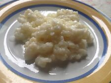 Organic Milk Kefir Grains, 3 tsp (15gm), Live Probiotic, with instructions.