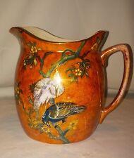 Grimwades Byzanta Ware Orange Luster Tea Pot / Bowl