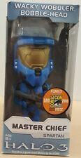 Funko Halo 3 Master Chief Spartan 2008 SDCC Exclusive Wacky Wobbler Bobble-Head