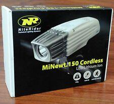 NITERIDER MINEWT 150 CORDLESS LED LITHIUM ION HEADLIGHT