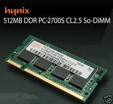 512MB DDR MEMORY 200-PIN FOR APPLE IMAC IBOOK POWERBOOK G4 LAPTOP