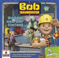 BUDDEL UND DER ELEFANT - 009/BOB DER BAUMEISTER   CD NEW