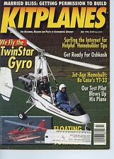 Kitplanes:(July-Dec '96') 6 Issues