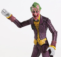 Dc Batman Joker Action Figure Comics Series New Collectibles Animated Mattel 7""