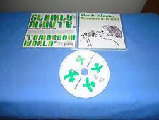 "Slowly Minute ""Tomorrow World'"" CD BUBBE CORE USA 2004"