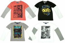 T-shirts, débardeurs et chemises manches longues 6 ans pour garçon de 2 à 16 ans