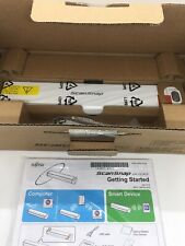 Fujitsu ScanSnap iX100 USB/Battery Powered WiFi Color Wireless Mobile Scanner