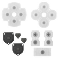Replacement Silicone Conductive Button Pad Set For PS4 Wireless Controller Parts