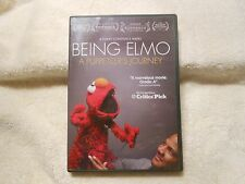 Being Elmo: A Puppeteer's Journey (DVD, 2012)**LIKE NEW** **GENUINE**