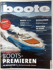 BOOTE Das Motorboot-Magazin - 2/2021