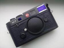Leitz Leica M7 Black Body Film Camera
