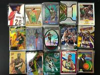 1990-2020 GARY PAYTON Basketball Lot of 25 Cards No Dupes INSERTS / BASE / RC