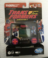 Hasbro Tiger Electronics Handheld Transformers Gen 2 LCD Game Retro 1993 Reissue