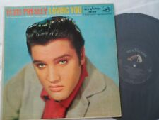 ELVIS 1957 Original__1st Press__Loving You LP__MONO__Long Play__LPM-1515__EX+!!