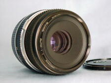 OLYMPUS OM ZUIKO 80mm F4 AUTO MACRO BELLOWS LENS + EXT TUBE 14 LATER MC VERSION