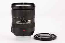 Nikon AF-S AFS AF S Nikkor DX SWM Aspherical 18-200mm 18-200 mm 3.5-5.6 G VR ED