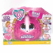 Little Live Scruff-a-Luvs Real Rescue Electronic Pet Pink Childrens Toy ASPCA