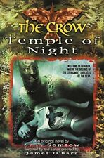 Crow, The: Temple of Night by Somtow, P.  New 9780061073489 Fast Free Shipping,,