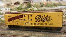 Fleischmann Vintage HO Blatz Beer Reefer, Exc