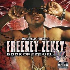 Freekey Zekey - Book of Ezekiel (Audio CD - 2007) [Explicit Lyrics] NEW