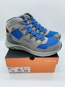 Merrell Men's Ontario 85 Waterproof Hikers Boots Imperial US 13 / EUR 48
