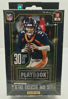 2020 PANINI PLAYBOOK NFL FOOTBALL - HANGER BOX - HERBERT TUA HURTS BURROW / RC