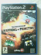 65264 Motorsiege Warriors Of Primetime - Sony PS2 Playstation 2 (2003) SLES 5160