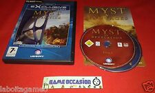 MYST IV REVELATION /  COMPLET PC  MAC DVD-ROM FR