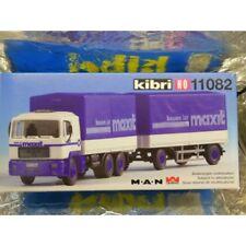 ** Kibri 11082 M A N Lorry and Trailer Kit 1:87 H0 Scale