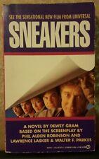 Sneakers by Dewey Gram (1992, Paperback, Movie Tie-In)