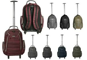Choice London Wheeled Bag Cabin Suitcase Backpack Laptop Trolley